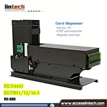 Payment kiosks Magnetic Card dispenser/automated car parking management system