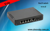 IEEE802.3af 4 ports poe ethernet switch for wireless communication