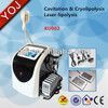 Cryolipolysis cool body sculpting slimming laser machine