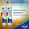 Stone Sealant Neutral Ge Grade Silicone Caulk
