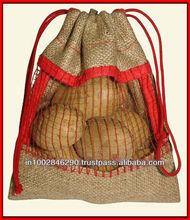 Jute Windows Potato bags