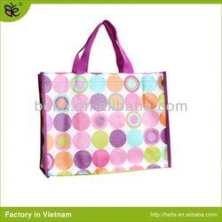 2013 Hot-Sale Rose Folding Shopping Bag