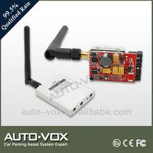 FPV 5.8G 2W 4KM Wireless Transmitter & Receiver for FPV RC Hexacopter