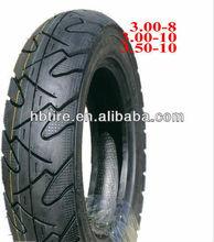 High quality China wheelbarrow tire 3.00-10 TT&TL