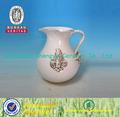 la moda de cerámica olla la leche jarrón de estilo