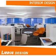 Modern Simple Decoration Office Interior Designs