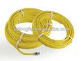 popular flexible de gas aparato conectores