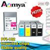 PFI-102 PFI102 PFI 102 ink cartridge for canon IPF605 IPF510 IPF610 130ml