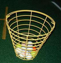 Nice golf ball wire basket wholesale