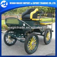 2013 new style high-quality marathon horse wagon