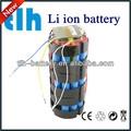 Caso garrafa 9ah 24 volts e e- da bateria da bicicleta