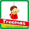 Hanging paper car hanging auto air freshener J098