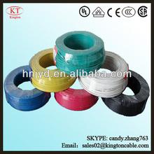 China factory 600v/750v aluminum wire