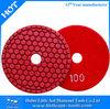 "4""/100mm 100 grit Diamond wet diamond pads for buffing and polishing machine"