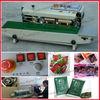 Continuous plastic bag sealer/band sealer/bag sealing machine/plastic bag heat sealing machine