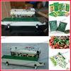 Continuous plastic bag sealer/band sealer/bag sealing machine/heat sealer plastic film sealer