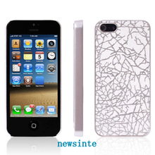 Branch Twig Gold Silver phone case fit for mobile fruit 5/5s