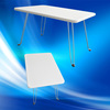 indoor collapsible plastic laminate table top