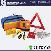 Emergency car kit emergency car emergency tool kit