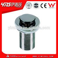 flexible drain cap hole cover pipe for bathtub (3825-A)
