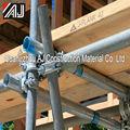 guangzhou fábrica precio de venta al por mayor y el tubo de andamio acoplador