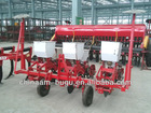 3-row corn planter