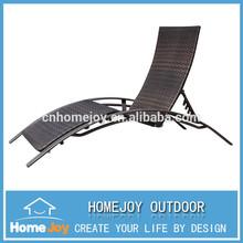 Hot sale outdoor rattan sun lounge