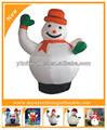 inflables de navidad muñecos de nieve