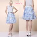 卸売フローラルファッション2014年最新のスカートのデザインの写真