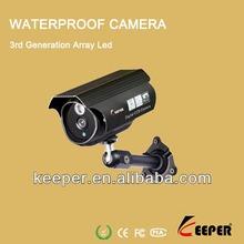 new design 1/3 sony effio 700tvl bullet camera CCTV Waterproof IR bullet cameras