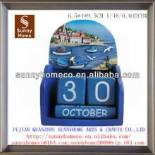 Fantastic style handmade Perpetual Calendar