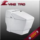 square ceramic intelligent toilet water closet