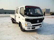 Large horsepower heavy duty FOTON lorry/ cargo truck on sale