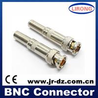 JR cctv coaxial bnc connector jack