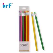12pcs Noverty Pencil With Velvet