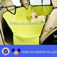 low price hot selling pet car mat, high quality pvc waterproof mat