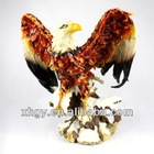 Eagle Craft Resin Eagle Home Decor Eagle Figurine(XH106)