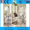 3-19mm decorativos de parede divisória