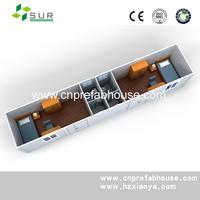 economical portable modular prefabricated folding container house
