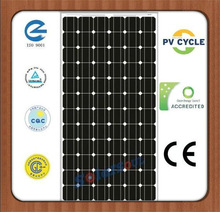 cheap price 205w monocrystalline solar energy cells panel for sale paneles+solares+chinos+precio with TUV UL CE IEC MCS