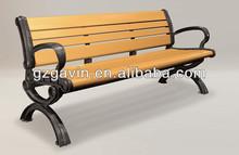 2013 hotsale weather resistant antirust cast iron bench seat sofas/bench seat sofas outdoor/bench seats for sale