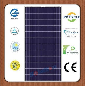 high power and best price 295w amorphous polycrystalline cheap solar photovoltaic panel solar module