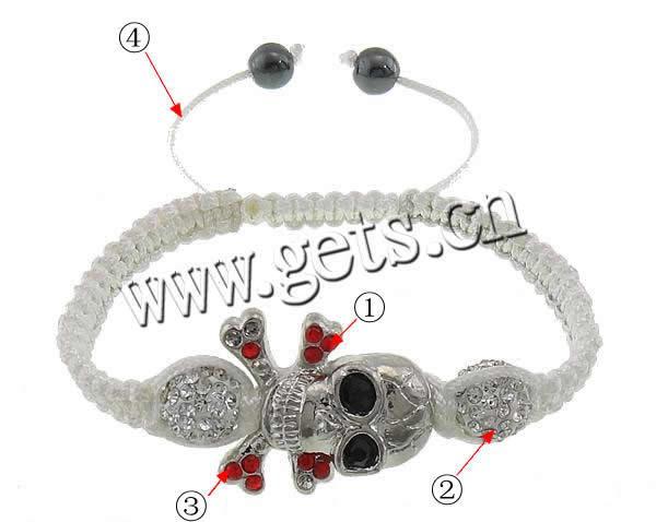 Skull Bracelet Malaysia Skull Bead Bracelets