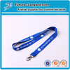 Various color DIY logo custom lanyards no minimum order