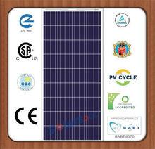 145w amorphous polycrystalline 24v solar panel electronics for home
