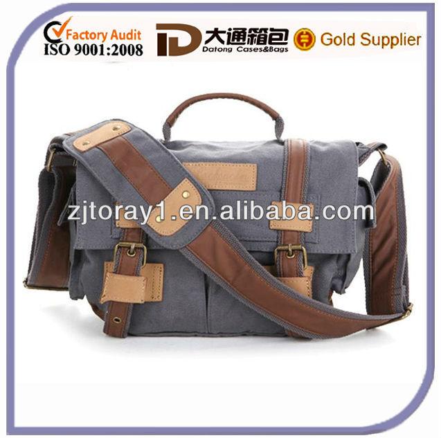 gray small fashion camera bag manufacturer