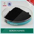 Boro de ácidos húmicos/boro humate granulares
