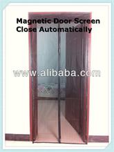 frameless screen door bug mesh bug screen bug door net magic net screen door