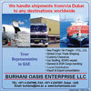 Shipping from Iran via Dubai