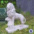 ขายส่งเรซินรูปปั้นสิงโตสวนกลางแจ้ง